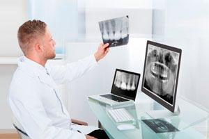 Рентген зубов на дому